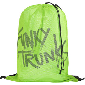 Funky Trunks Borsa Per Attrezzi In Mesh Uomo, verde